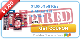 Dollar General: FREE Kiss Artificial Nails!