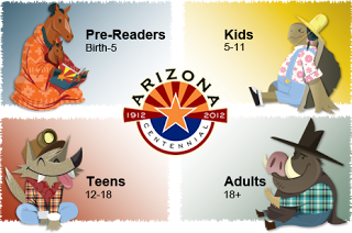 Maricopa County Library Summer Reading Program!