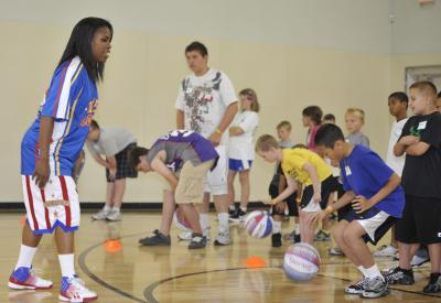 Harlem Globetrotters Summer Basketball Clinics Coming To Phoenix!