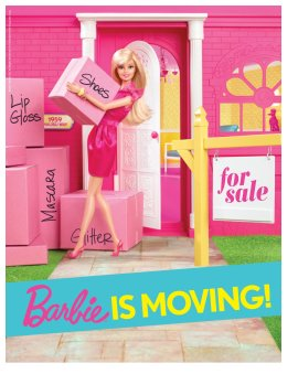 Barbie Is Moving Tour – Coming To Phoenix #BarbieIsMoving