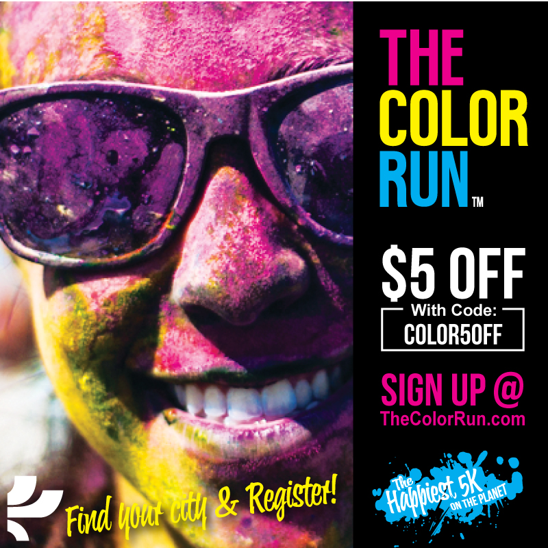 The Color Run 5K Is Coming To Arizona!