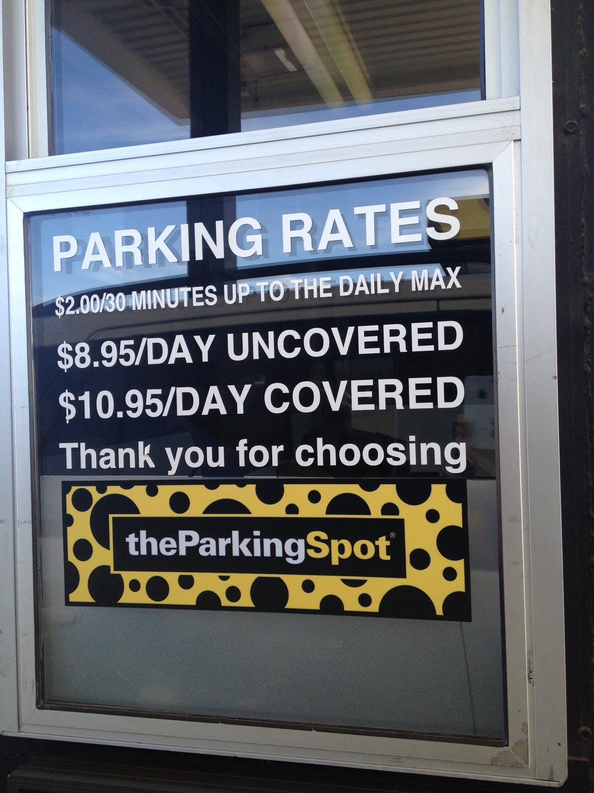 The Parking Spot Prices