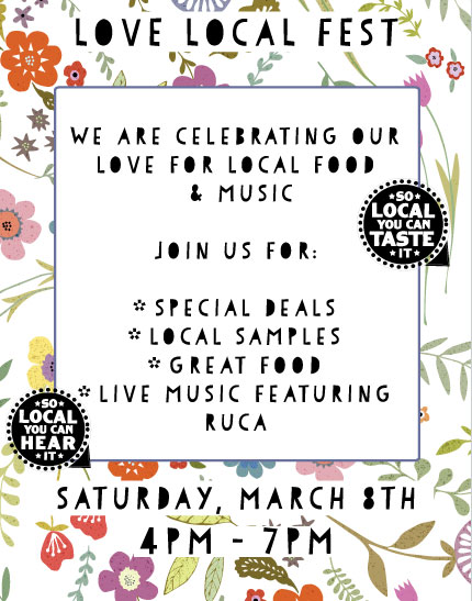 Local Band Ruca Live At Whole Foods Tempe March 8, 2014!