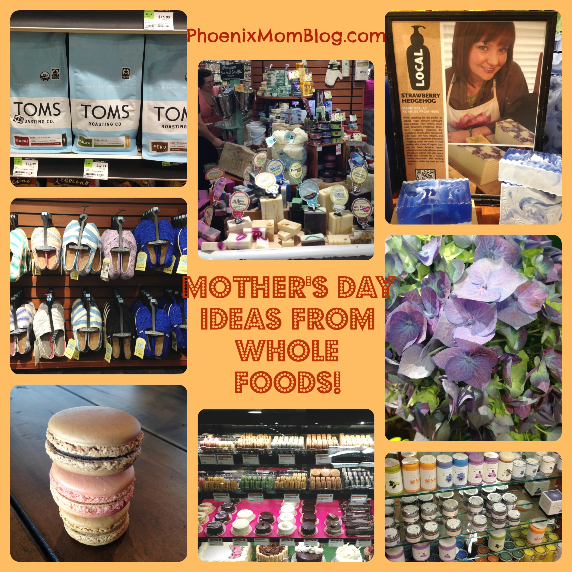 Mother's Day Ideas From Whole Foods Market!