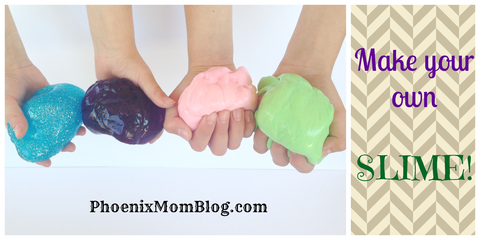 Fun Summer Science Project For Kids: Homemade Slime!