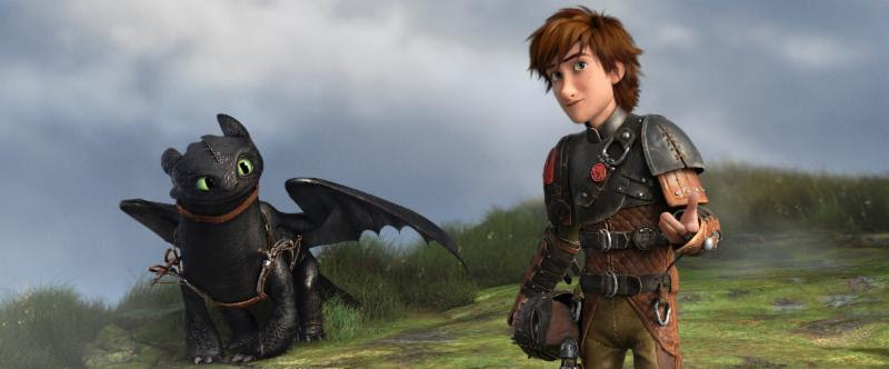 How To Train Your Dragon 2 in IMAX!