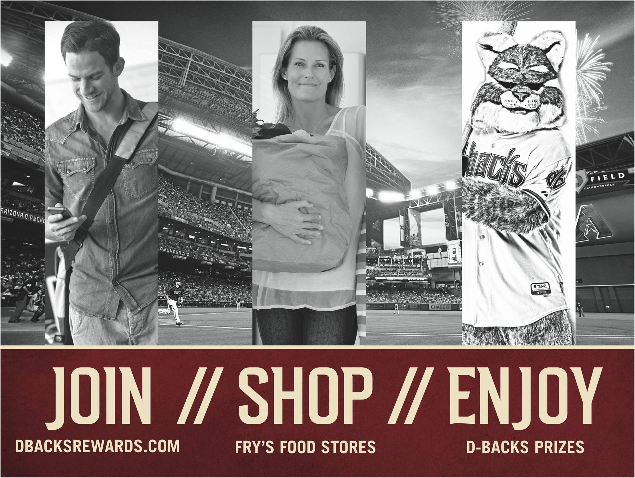 Hurry and Earn D-backs Rewards at Fry's Food Stores!