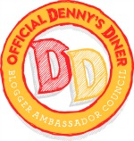 Dennys Diners Badge
