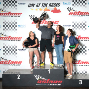 Photo courtesy of Octane Raceway