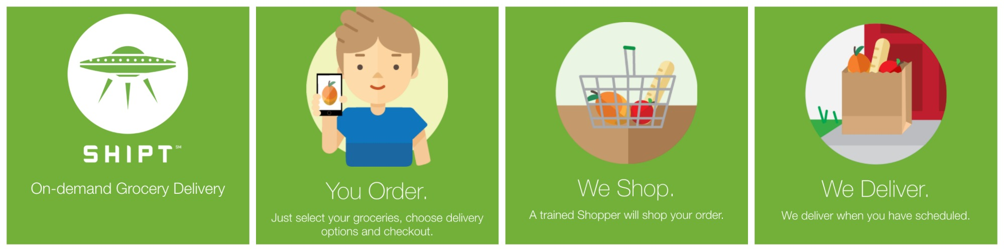 Have Fry's Groceries Delivered Right To Your Door With Shipt!