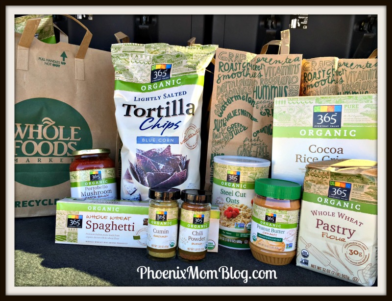 Fill Your Pantry With Whole Foods Goodness!