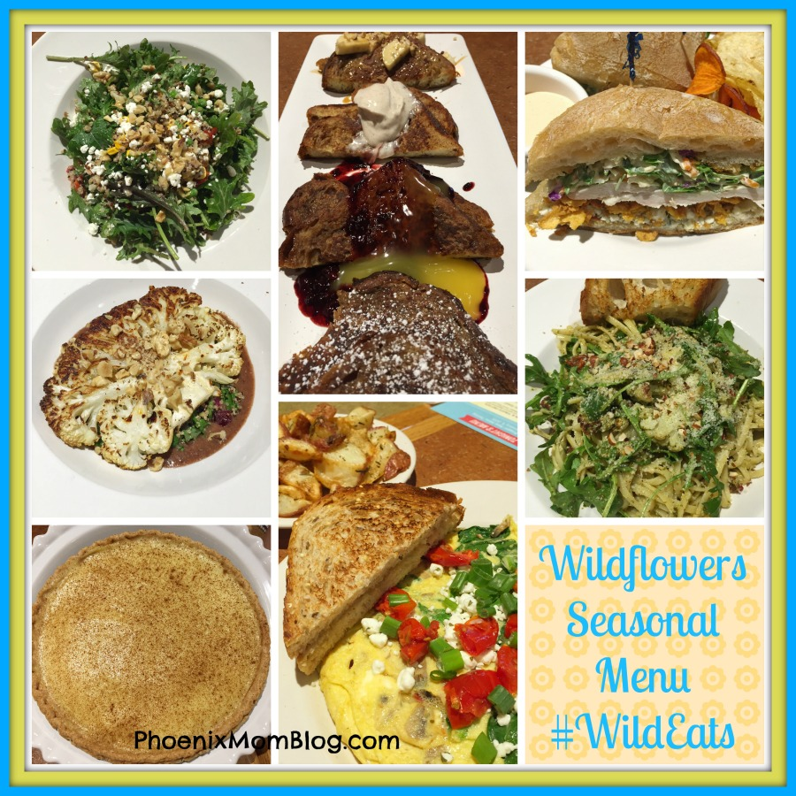 Checkout the New Menu Items From Wildflower Bread Company #WildEats