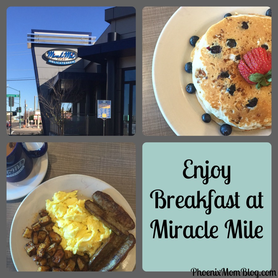Miracle Mile Offers Expanded Breakfast Menu!