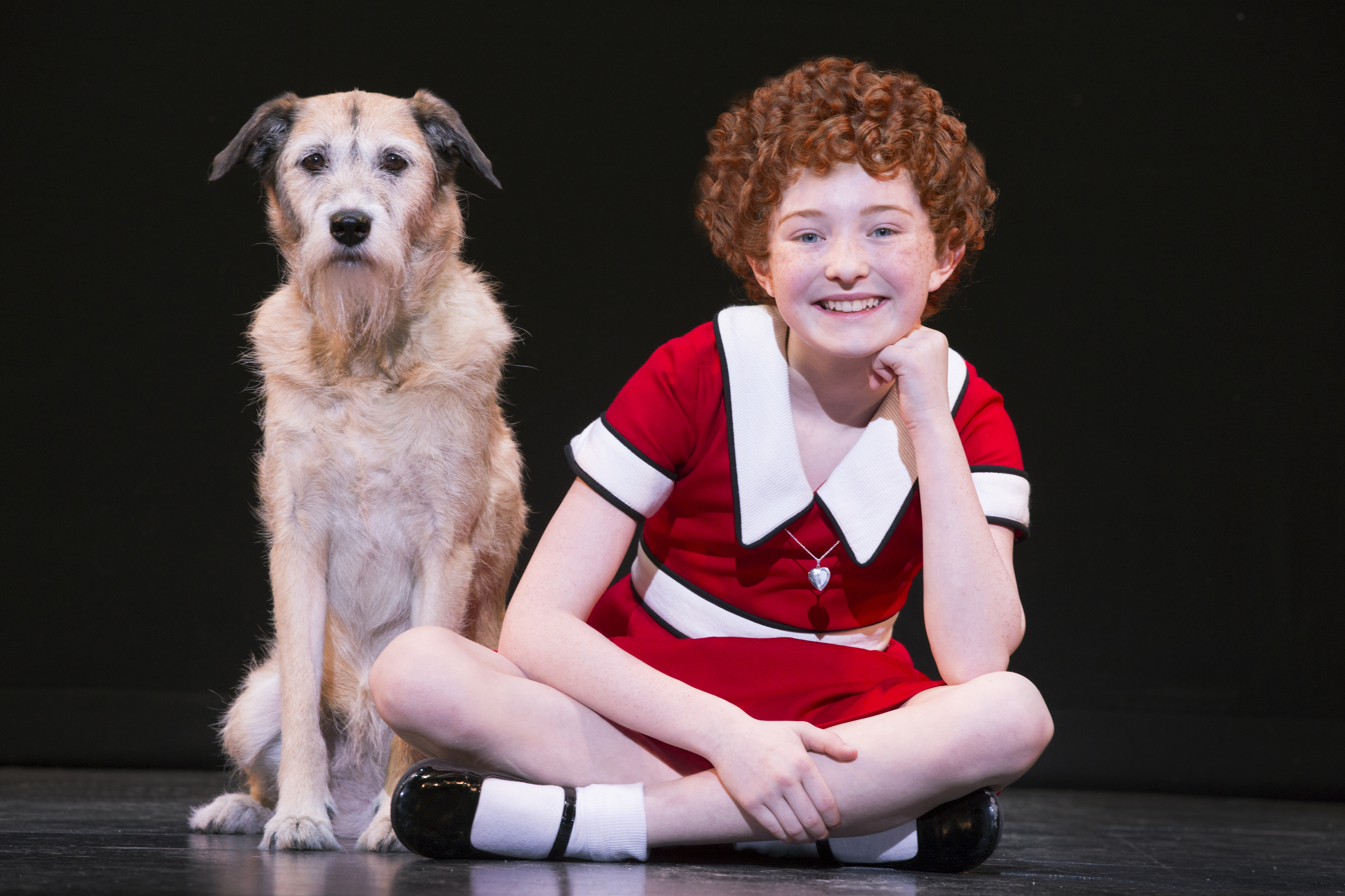 Annie is Coming to Gammage May 4-8!