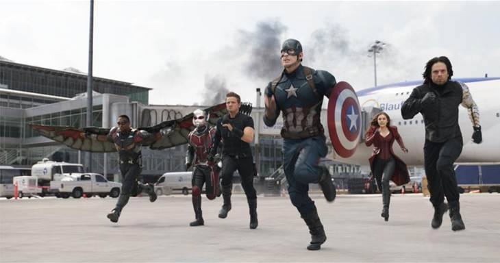 Captain America: Civil War Movie Review!
