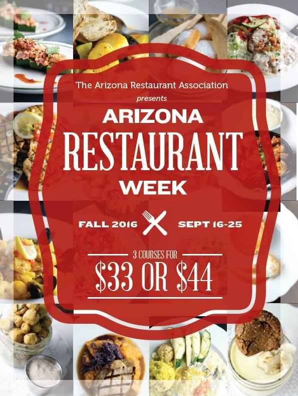 Arizona Restaurant Week!