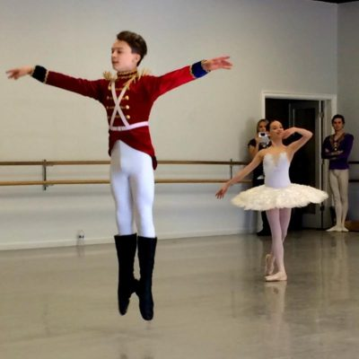 The Phoenix Ballet Performs the Nutcracker