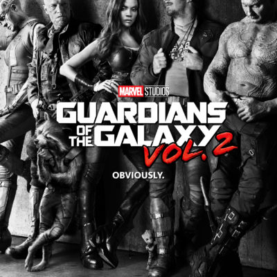 A Mom's Review of Awesome Mixtape #2, Guardians of the Galaxy Vol. 2