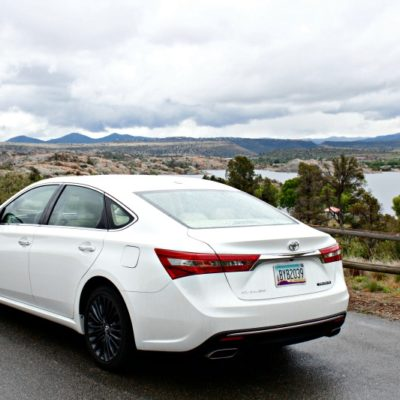 Family Road Trips With Toyota Avalon Touring Edition!