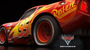 Cars 3 In Theaters Now!