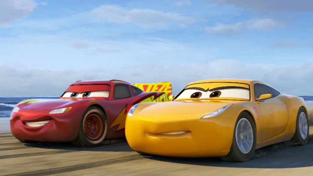 Cars 3 Now In Theaters