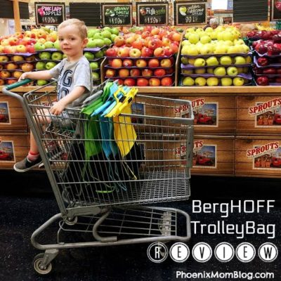 BergHOFF TrolleyBags Review