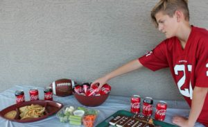 Host A Budget Friendly Home-gating Party With Coca-Cola And Safeway