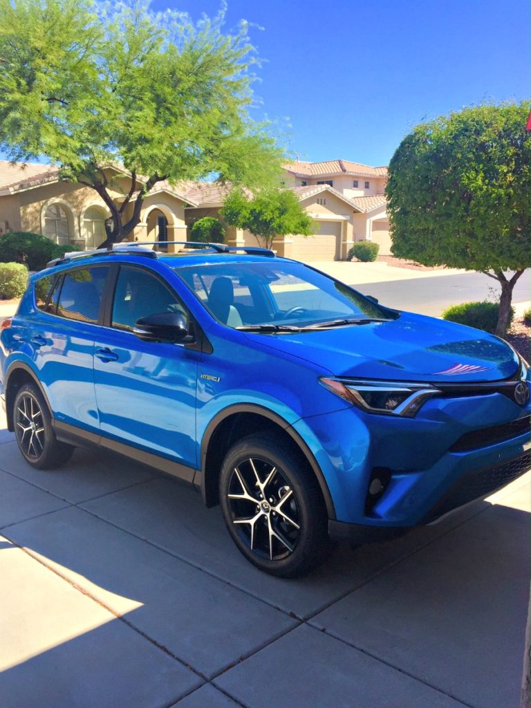 oyota Rav4 Hybrid Roadtrip Fun - Phoenix Mom Blog