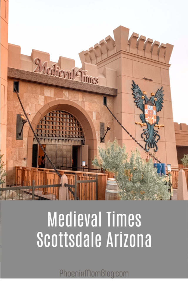 Medieval Times Scottsdale Arizona - Phoenix Mom Blog